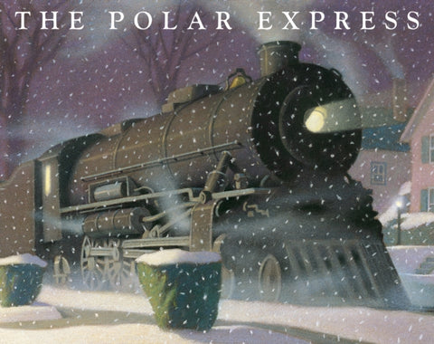 The Polar Express : 35th Anniversary Edition-9781783443338