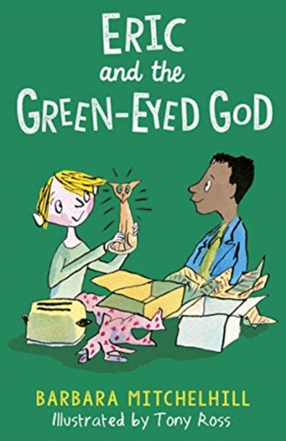 Eric and the Green-Eyed God-9781783449019