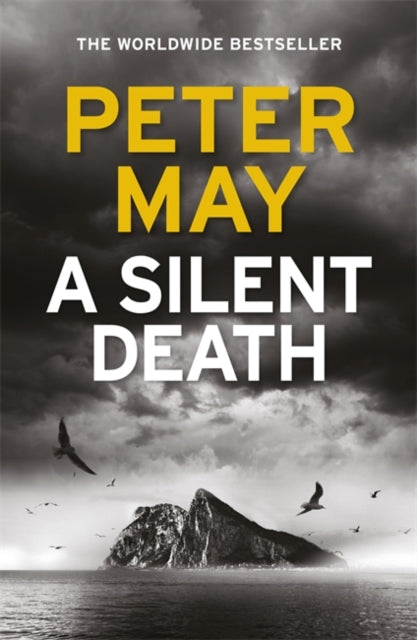 A Silent Death : Pre-order the brand-new thriller from #1 bestseller Peter May!-9781784294984