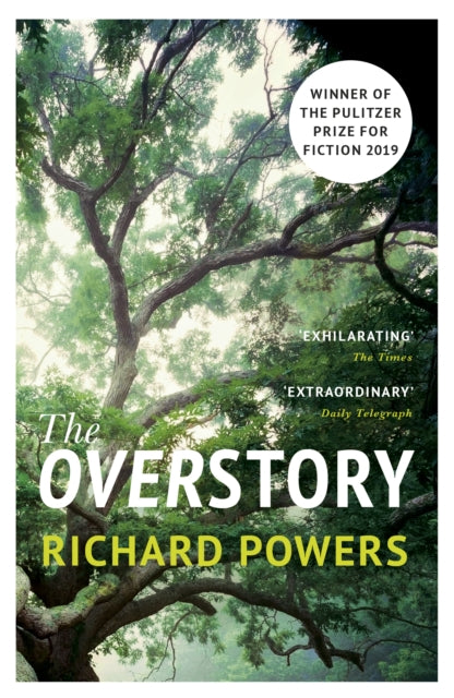 The Overstory : Shortlisted for the Man Booker Prize 2018-9781784708245