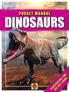 Dinosaurs : Pocket Manual-9781785216770