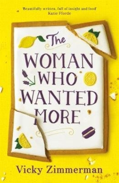 The Woman Who Wanted More-9781785765322