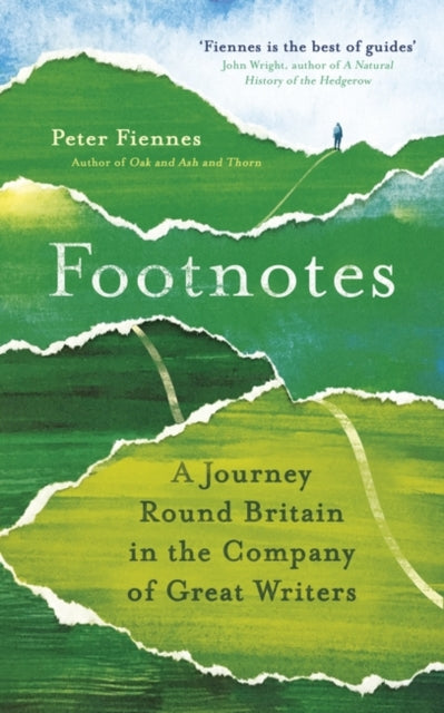 Footnotes : A Journey Round Britain in the Company of Great Writers-9781786077707