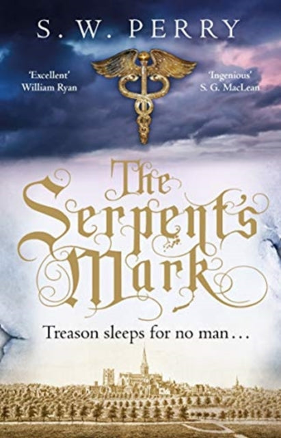 The Serpent's Mark-9781786494986