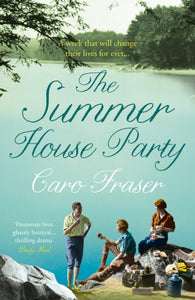 The Summer House Party-9781786691507