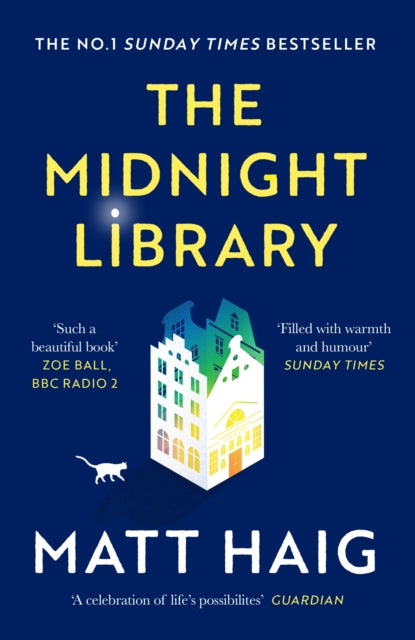 The Midnight Library-9781786892737