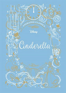 Cinderella (Disney Animated Classics)-9781787415423