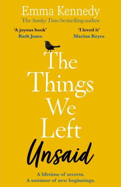 The Things We Left Unsaid : An unforgettable story of love and family-9781787463288