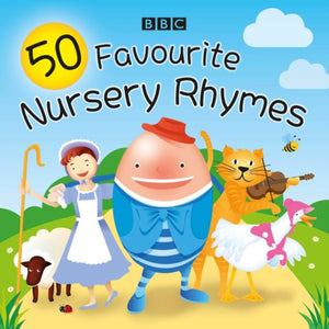 50 Favourite Nursery Rhymes-9781787532076
