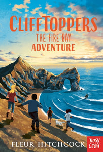 Clifftoppers: The Fire Bay Adventure-9781788000611