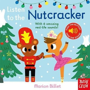 Listen to the Nutcracker-9781788002615