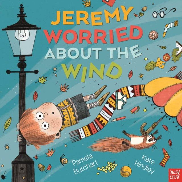 Jeremy Worried About the Wind-9781788007757