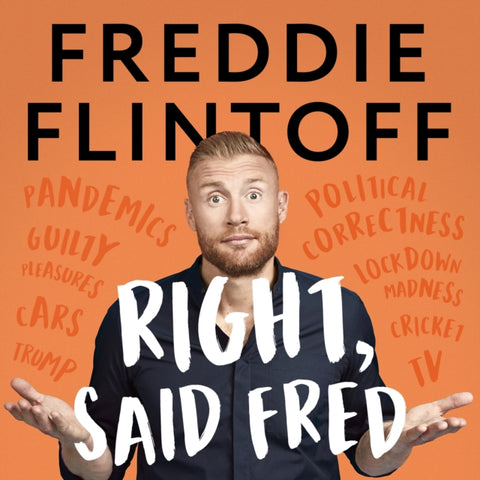 Right, Said Fred : The Most Entertaining and Enjoyable Book of the Year-9781788703949