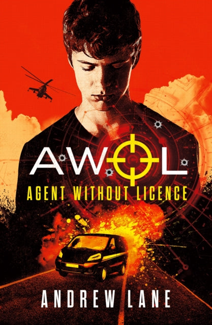AWOL 1 Agent Without Licence-9781848126633