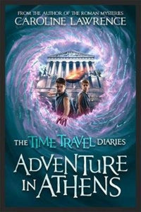 Time Travel Diaries: Adventure in Athens-9781848128477
