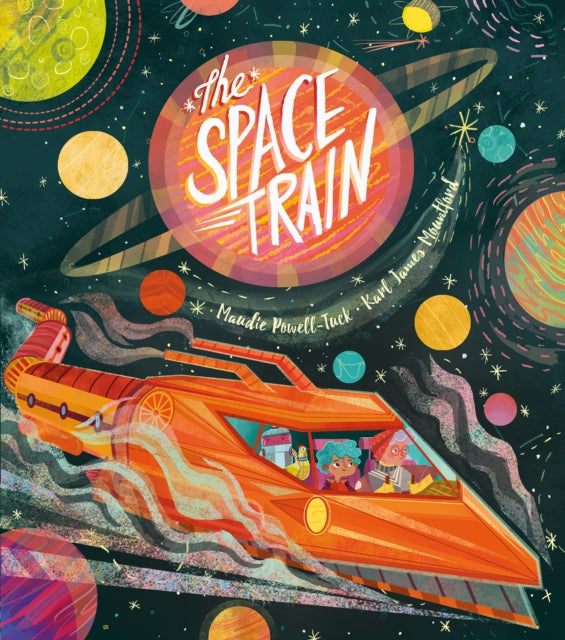 The Space Train-9781848699465
