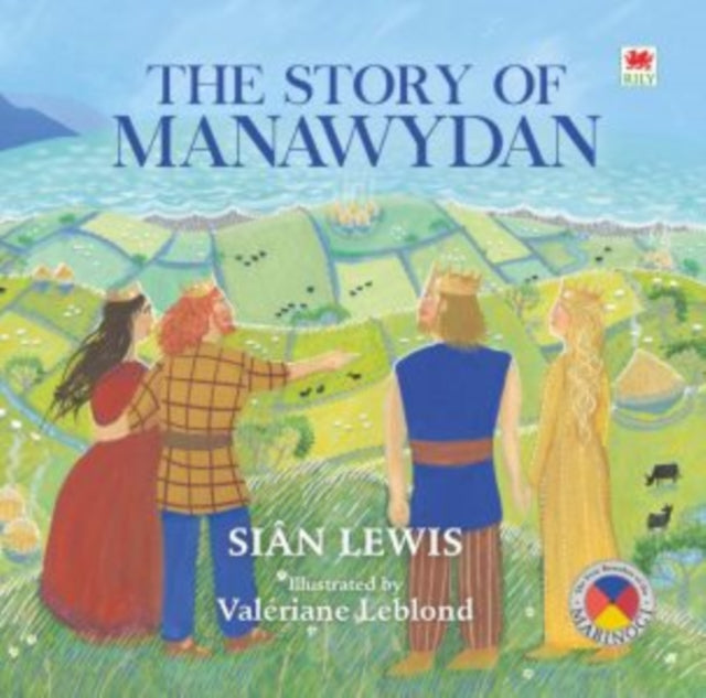 The Story of Manawydan-9781849674362