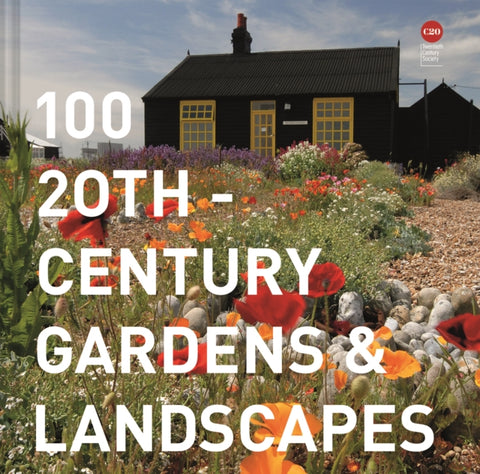 100 20th-Century Gardens and Landscapes-9781849945295