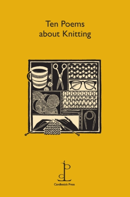 Ten Poems About Knitting-9781907598296