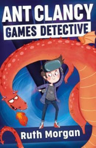 Ant Clancy, Games Detective-9781910080993