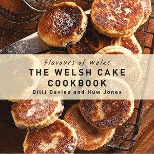 The Welsh Cake Cookbook-9781910862025