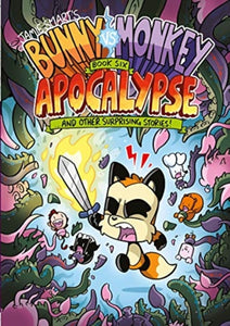 Bunny vs Monkey 6: Apocalypse-9781910989265