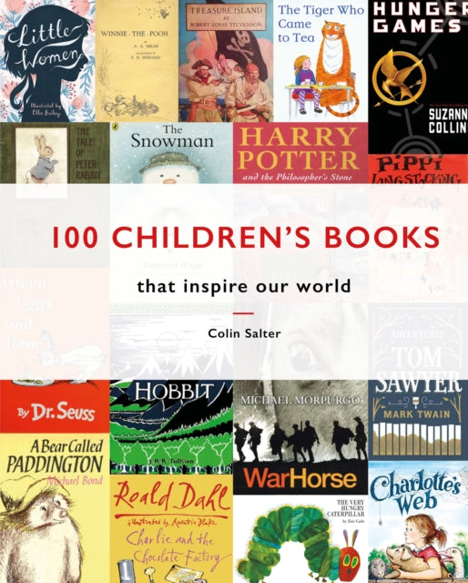 100 Children's Books : that inspire our world-9781911641087