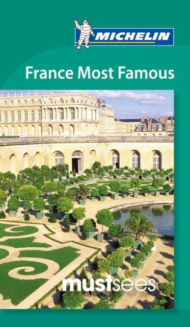 France Most Famous Must Sees-9782067182011