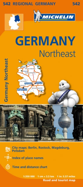 Germany Northeast-9782067183575