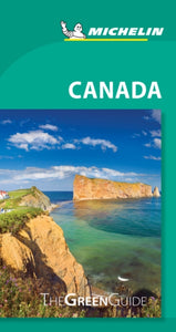 Canada - Michelin Green Guide : The Green Guide-9782067235540