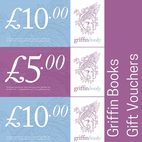 Griffin Books Gift Voucher - £50