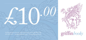 Griffin Books Gift Voucher - £10