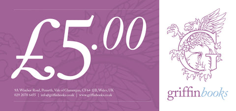 Griffin Books Gift Voucher - £5