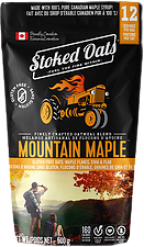MOUNTAIN MAPLE OATS  **50 % Off**