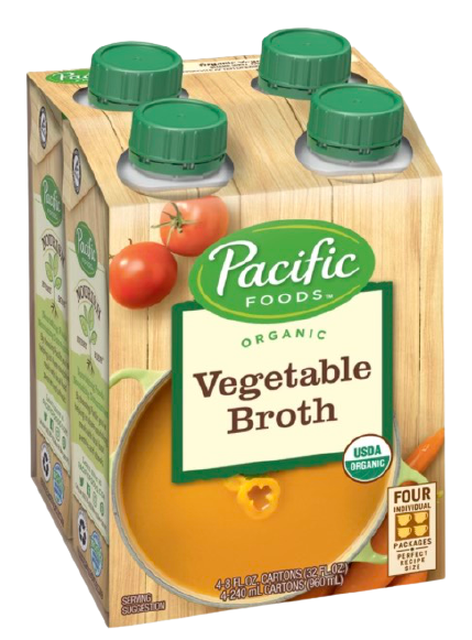 VEGETABLE BROTH ORGANIC