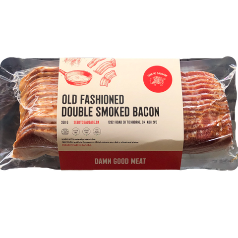 OLD FASHIONED DOUBLE SMOKED BACON