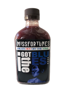 I GOT THE BLUES - UNFORGIVING HOT SAUCES