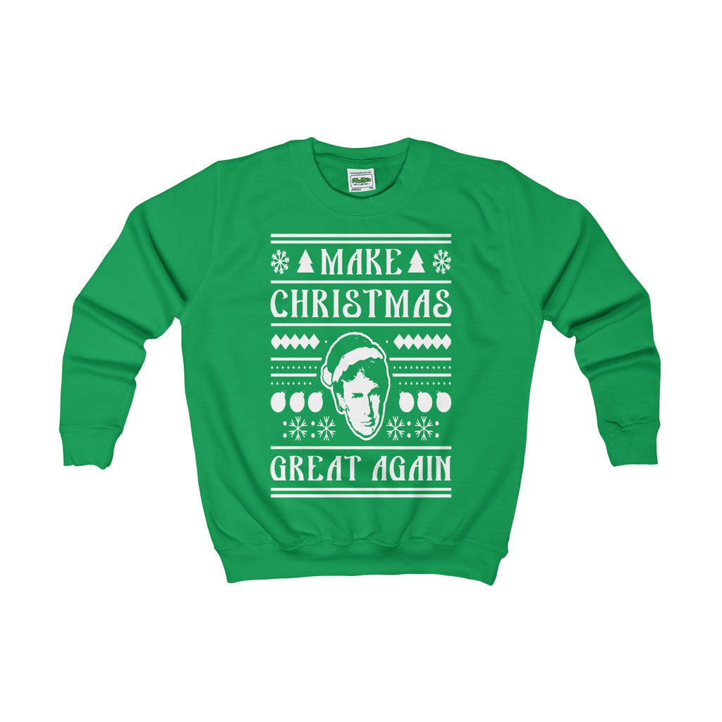 Ugly Christmas Sweater - Donald Trump - Make Christmas Great Again ...