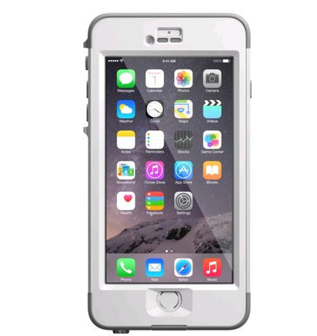 LifeProof Nuud Waterproof, Shockproof Cases for iPhone 6 plus - SenseOfCustom - 1