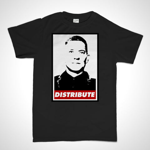 Tommy Egan Distribute Shirt inspired by Power TV Show
