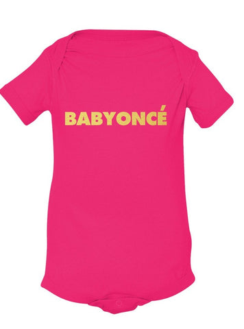 Babyonce Infant One Piece Bodysuit - SenseOfCustom