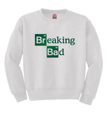Breaking Bad Crewneck Sweatshirt Breaking Bad TV Show