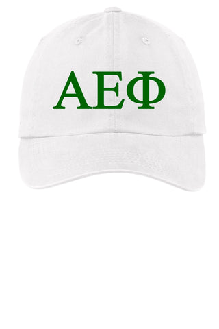 AEPhi / Alpha Epsilon Phi / Choose Your Colors / Sorority Cap - SenseOfCustom