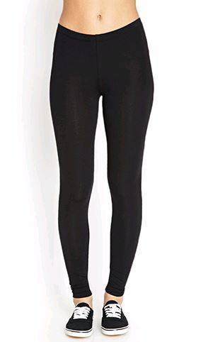 PRINCESS Ladies' Cotton/Spandex Leggings - SenseOfCustom - 2