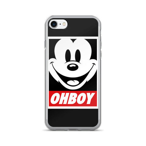 Ohboy Mickey Mouse iPhone 7/7 Plus Case