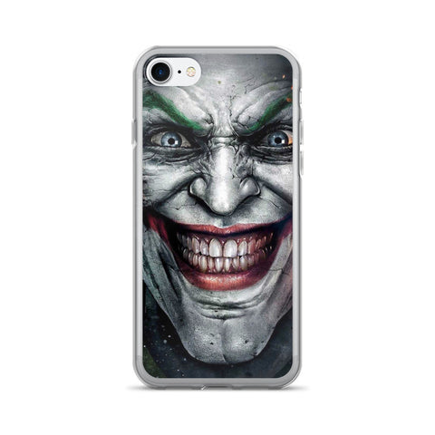 Joker Face iPhone 7/7 Plus Case