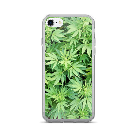 Weed Leaf 420 iPhone 7/7 Plus Case