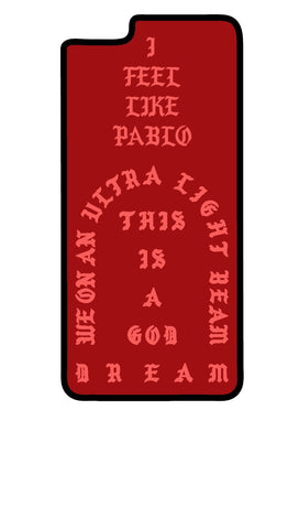 I Feel Like Pablo iPhone 6/iPhone 6 Plus Case - SenseOfCustom - 1