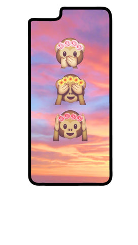 Monkey Flowers iPhone 6/iPhone 6 Plus Case - SenseOfCustom - 1