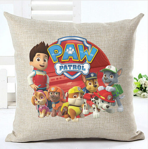 Paw Patrol Pillow